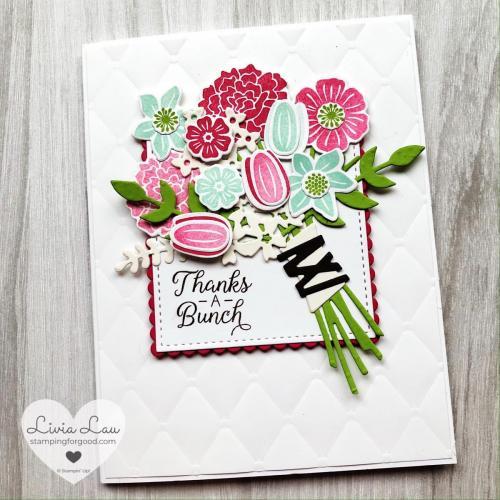 Beautiful Bouquet Card 3