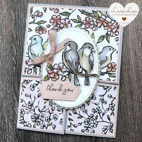 Bird Ballad DSP Card 1