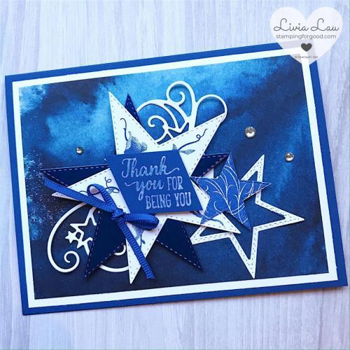 Morning Star Blue Card 1