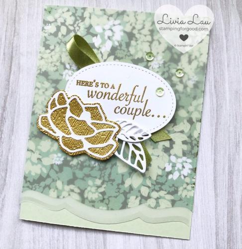 Verdant Garden Card 10