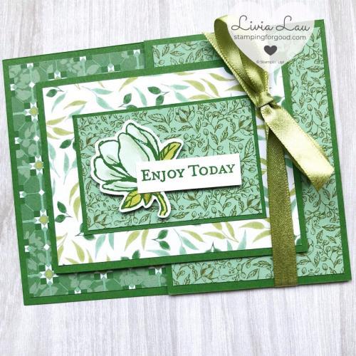 Verdant Garden Card 11
