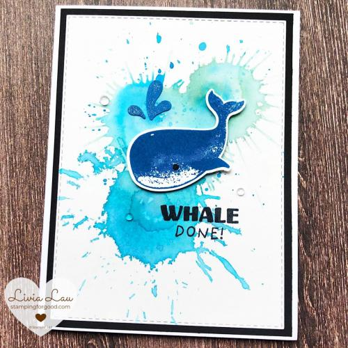 Whale Done Card Pacific Point