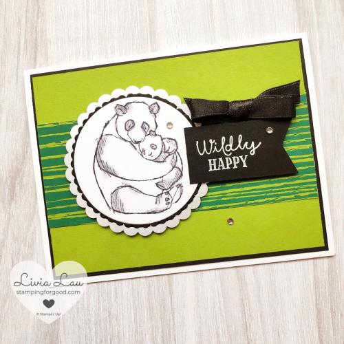 Wildy Happy Granny Apple Green Card